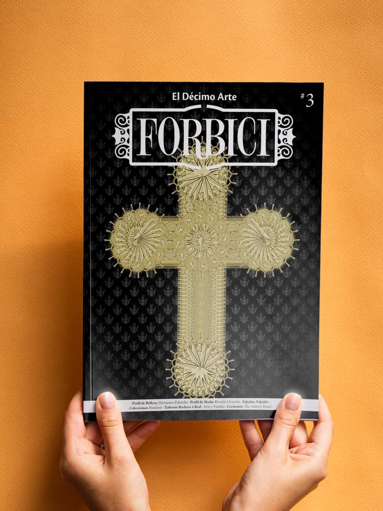 Revista Forbici #3